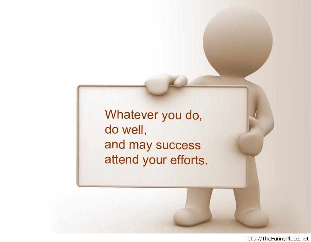 Whatever you do quote