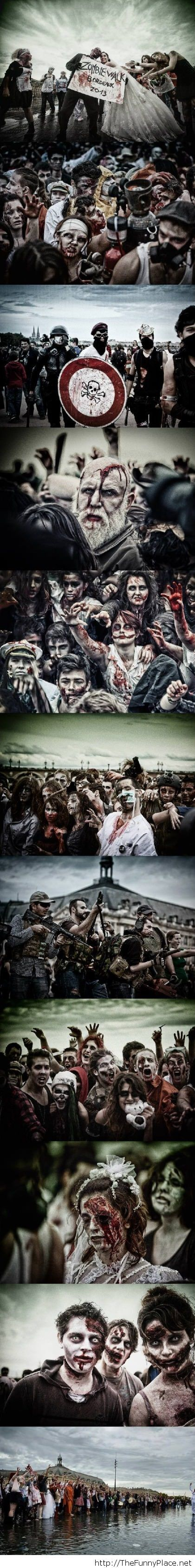 Zombies awesome pictures