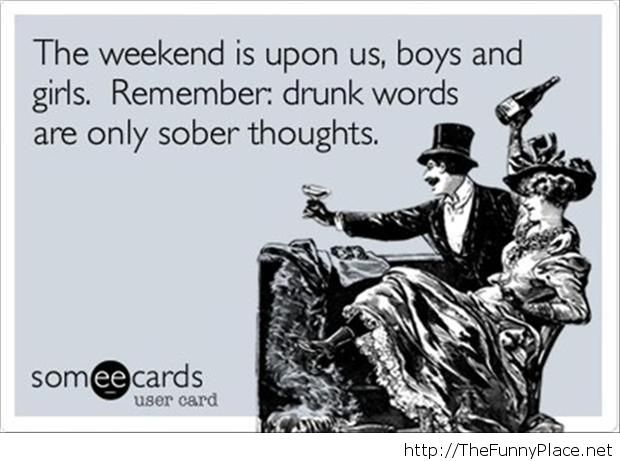 funny weekend images and sayings � thefunnyplace