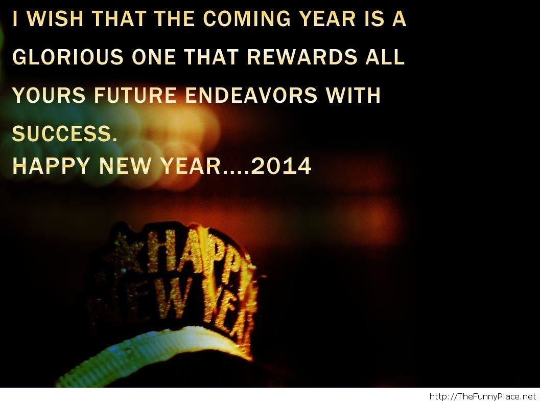 2014 wish happy new year