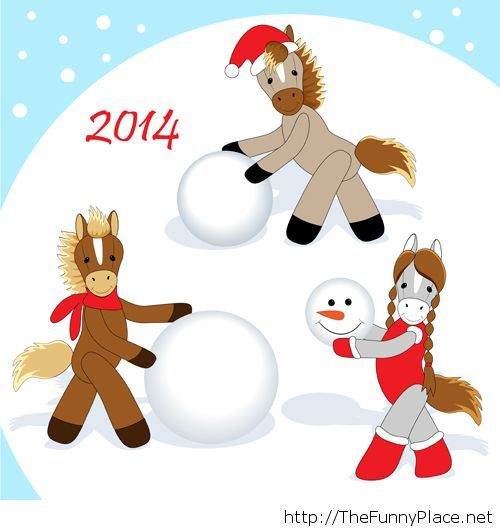 2014 year of horse