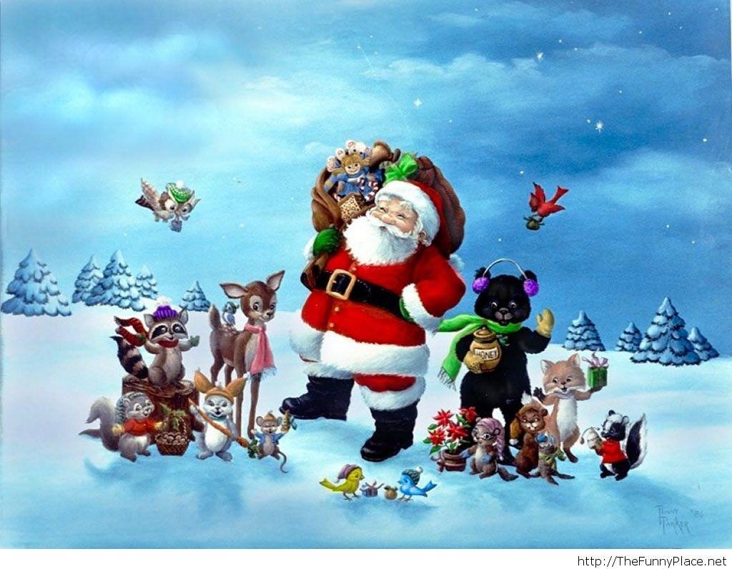 Amazing Christmas wallpaper HD free