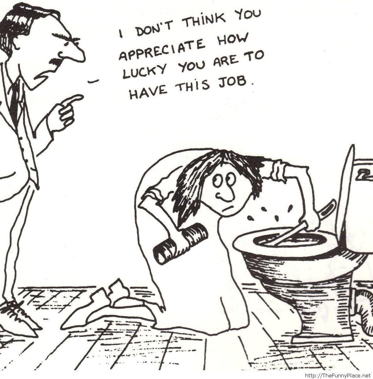 Appreaciate your job