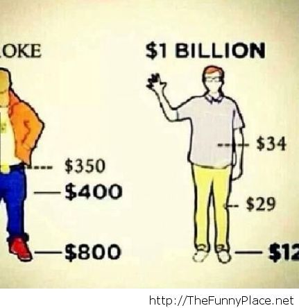 Broke vs Billionaires
