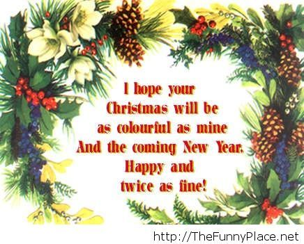 Christmas 2013 hope quote