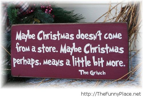 Christmas 2013 new wish quote with image