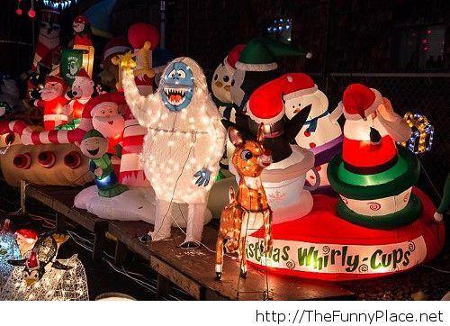 Christmas Funny Wallpaper 2013