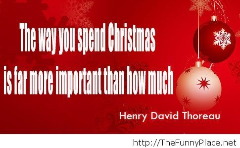 Christmas day quote awesome