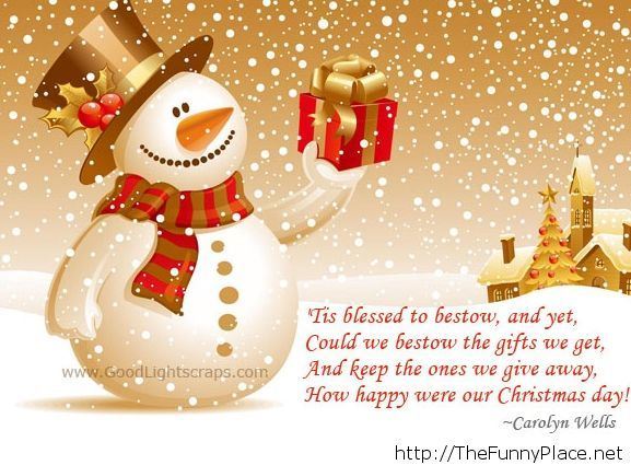nice christmas quote – TheFunnyPlace