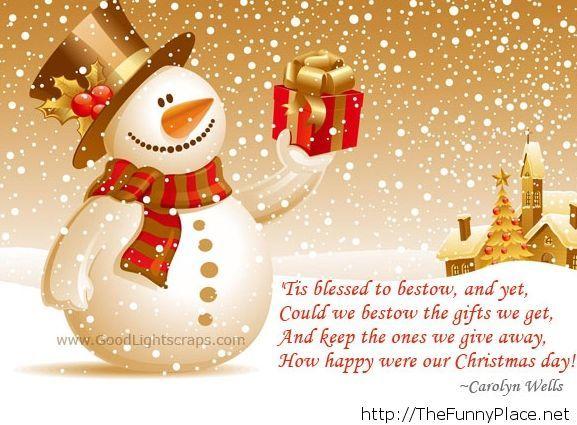 Christmas funny nice quote