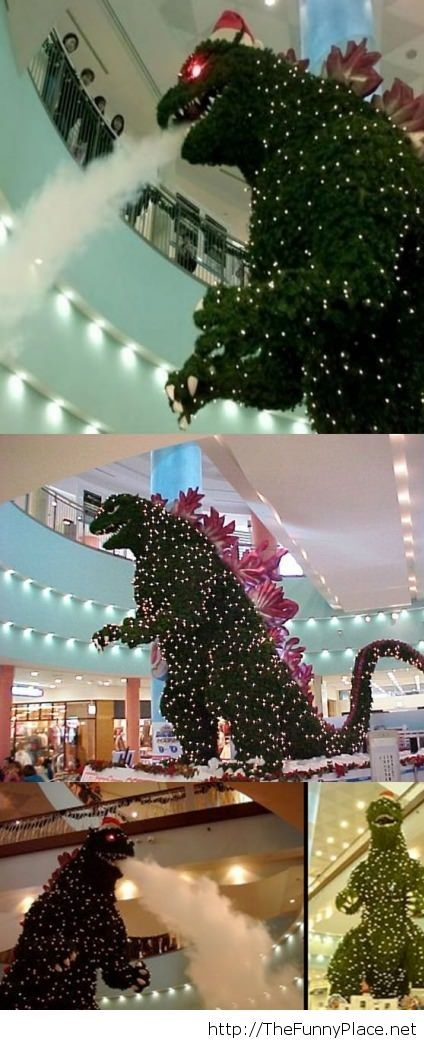 Christmas tree in Tokyo is awesome