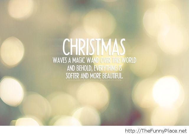 christmas wallpaper with quote