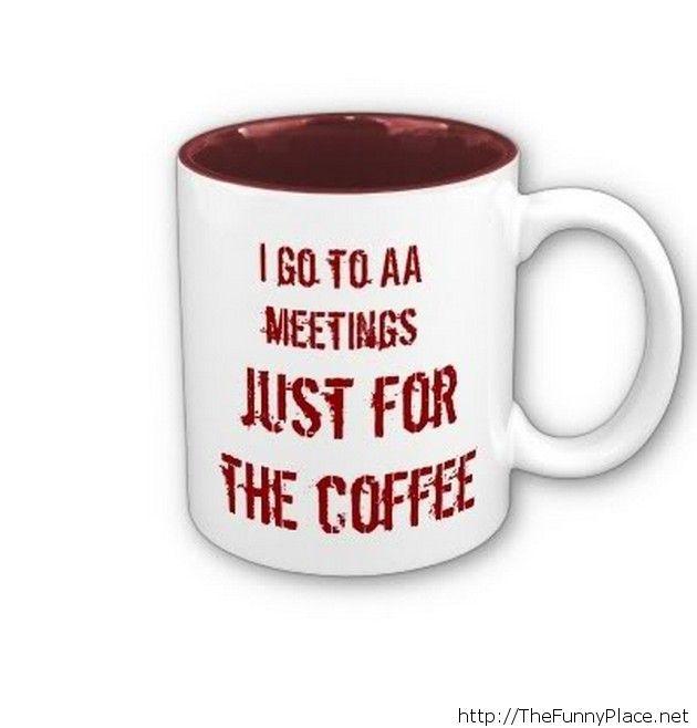 Coffee funny wallpaper