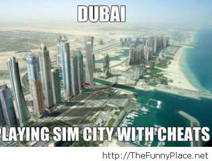 Dubai meaning