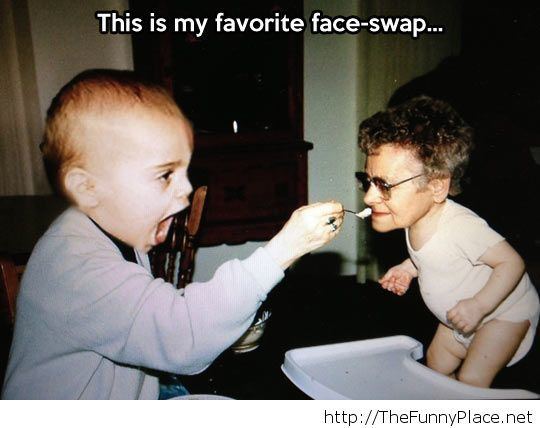 Face swap of the year 2013