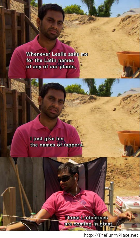Favorite moment from Parks and Recreation moment