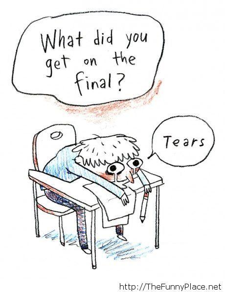 Final week comics