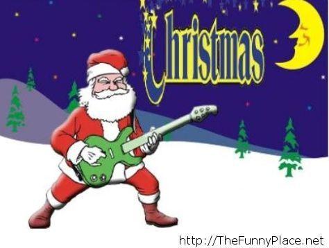 Funny Christmas wallpaper 2013