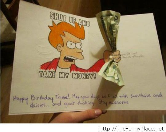 Funny Birthday Card Thefunnyplace