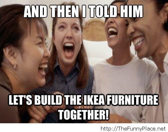 Funny ikea 2014 joke