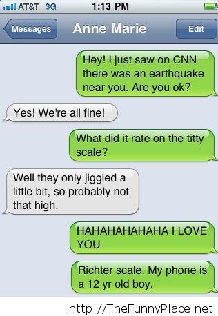 Funny january 2014 conversation
