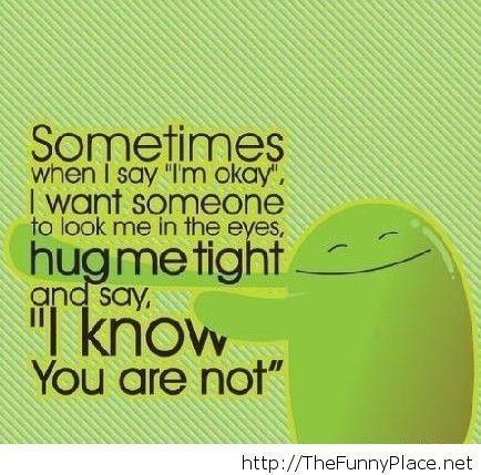 Funny ok quote