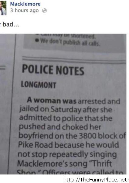 Funny police 2014
