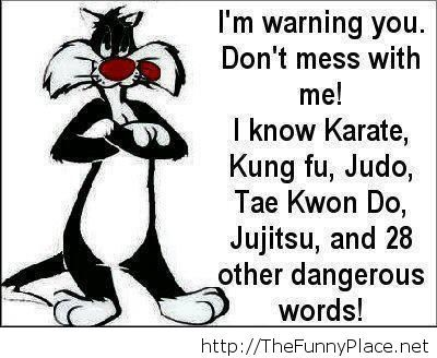 Funny saying cartoon