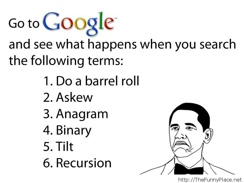 Go to google