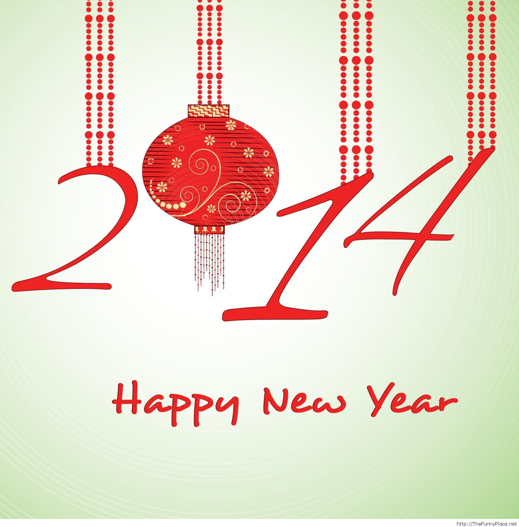 Happy 2014 new year