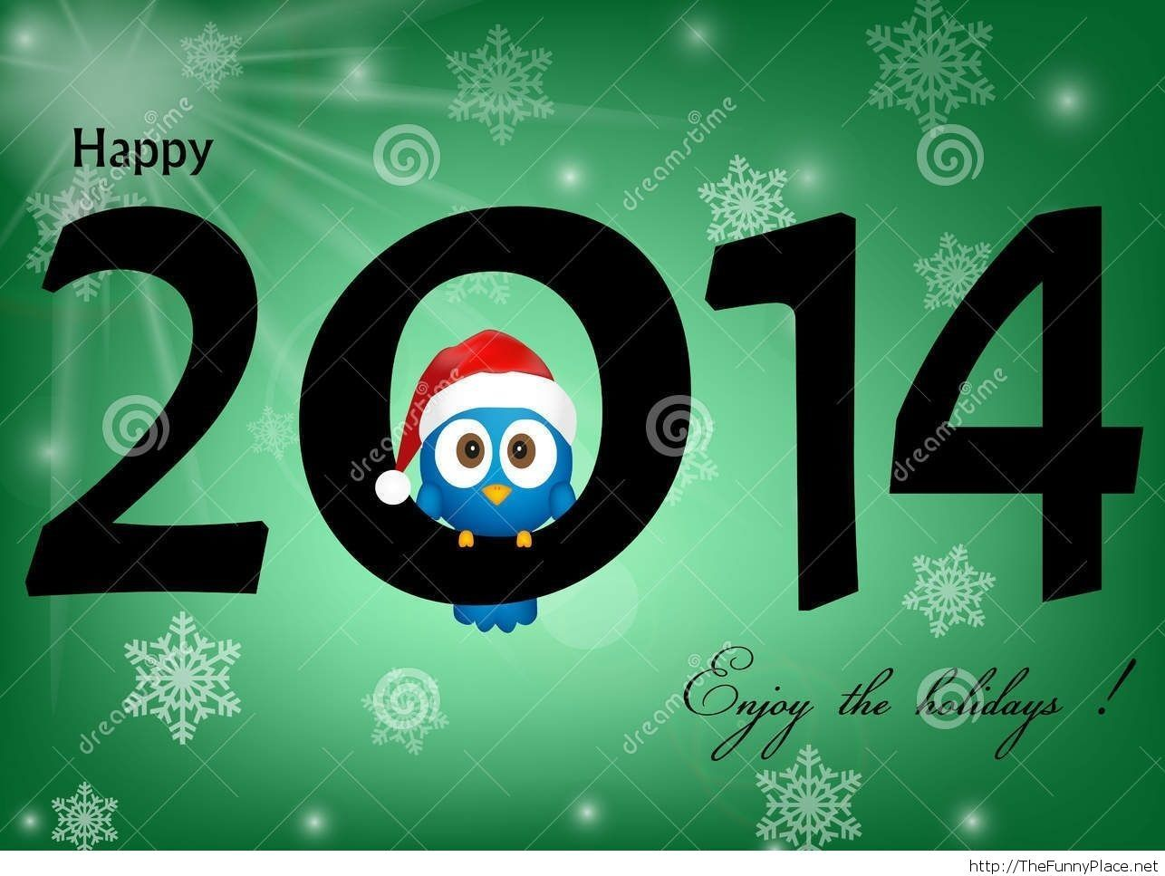 Happy 2014 to all!