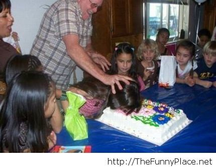 Happy birthday from grandpa funny picture
