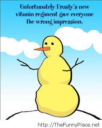 Happy holidays funny card