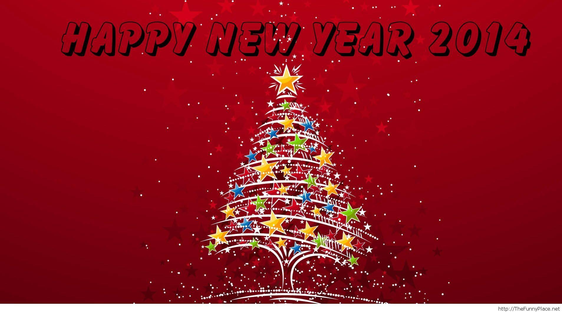 Happy new year 2014 photo