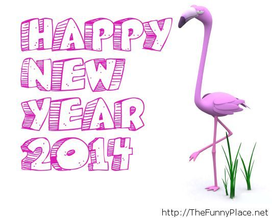 Happy new year 2014 simple