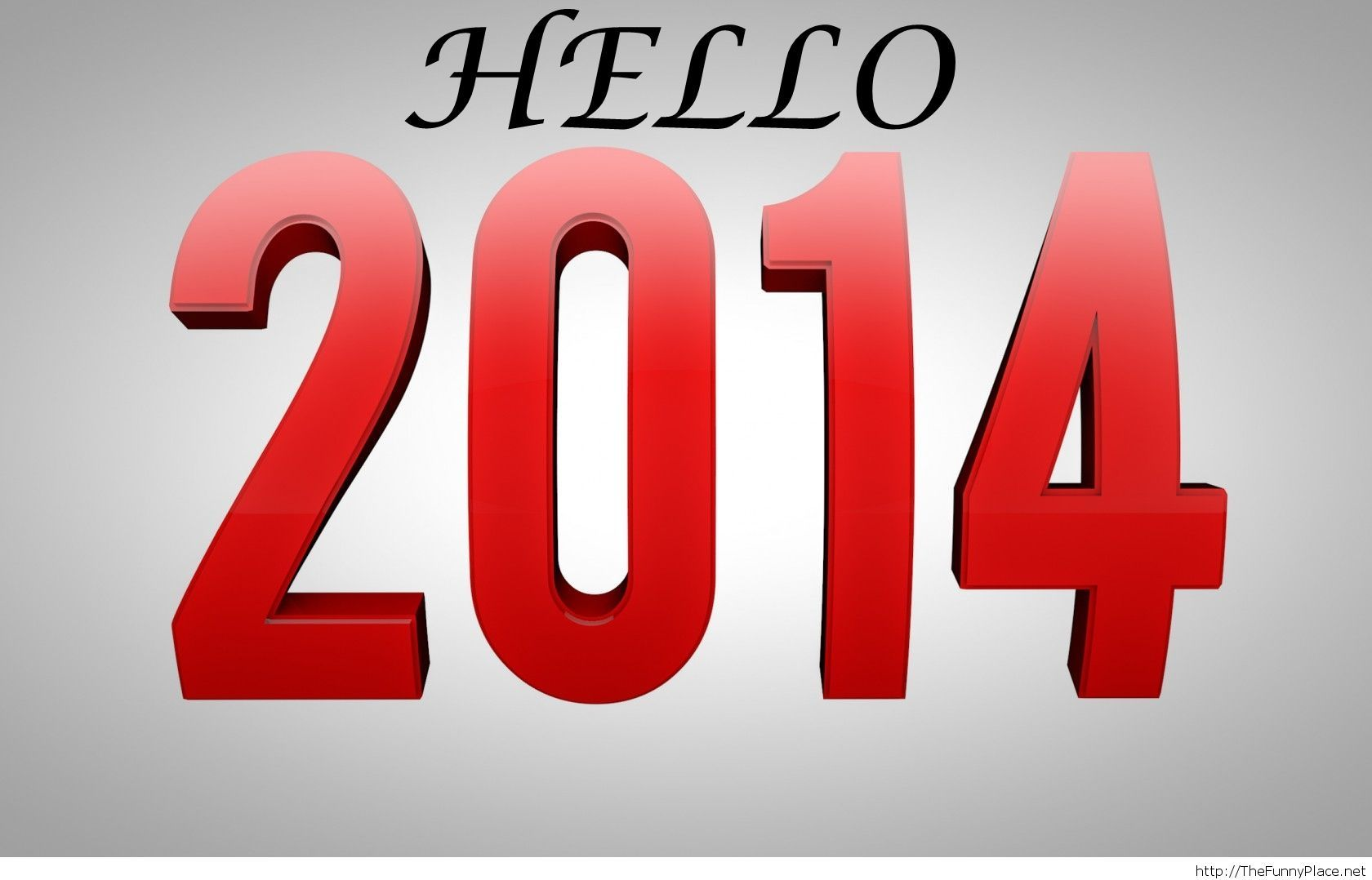 Hello 2014 background