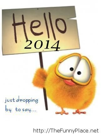 Hello funny wallpaper 2014