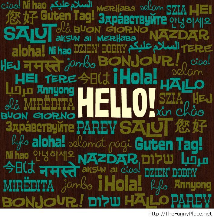 Hello Wallpaper Hd Thefunnyplace