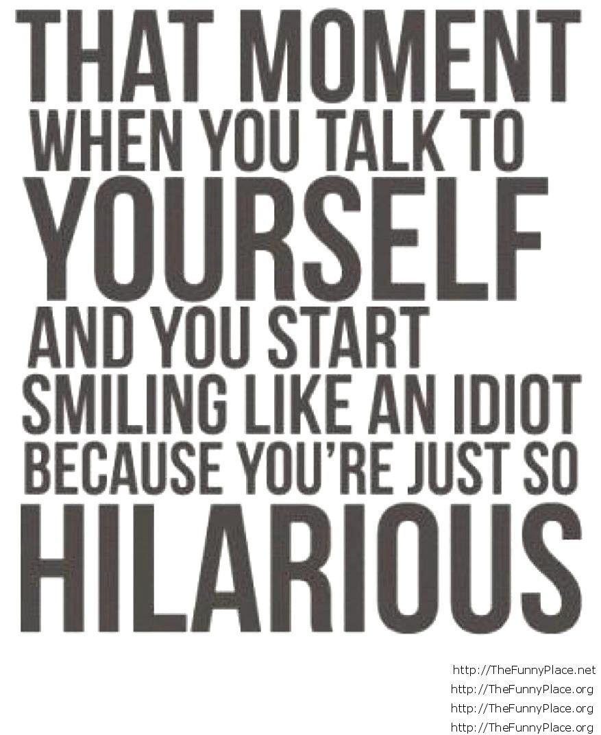 Hilarious 2014 quote
