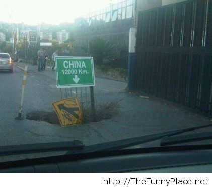 How to go in China