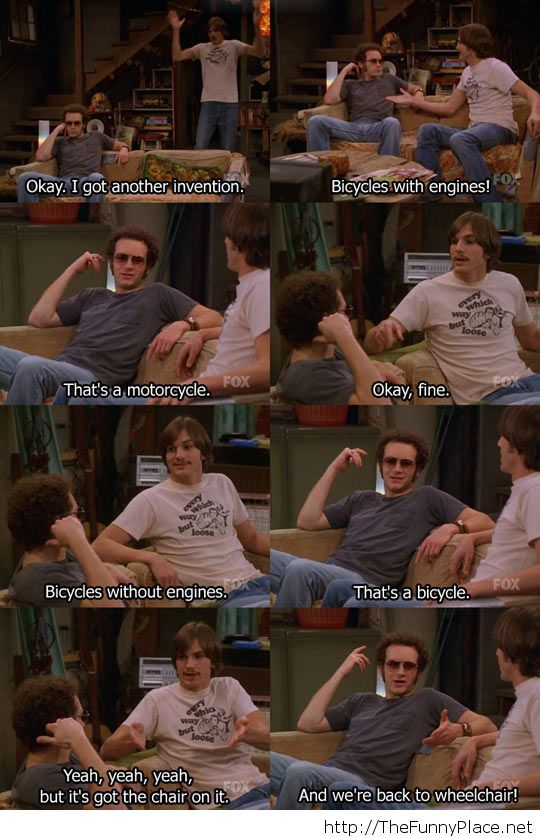 I miss this show