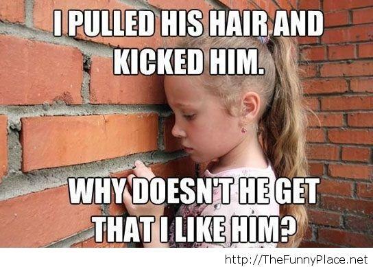 Kid logic meme