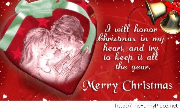 merry christmas love – TheFunnyPlace