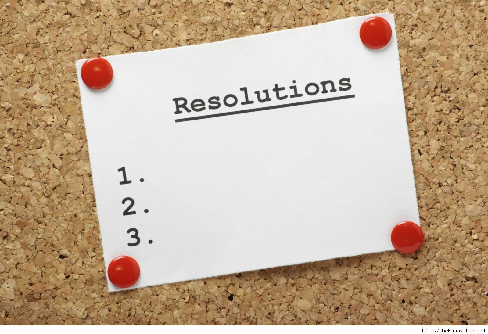 My funny resolutions for 2014