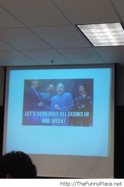 My professor summed it up today