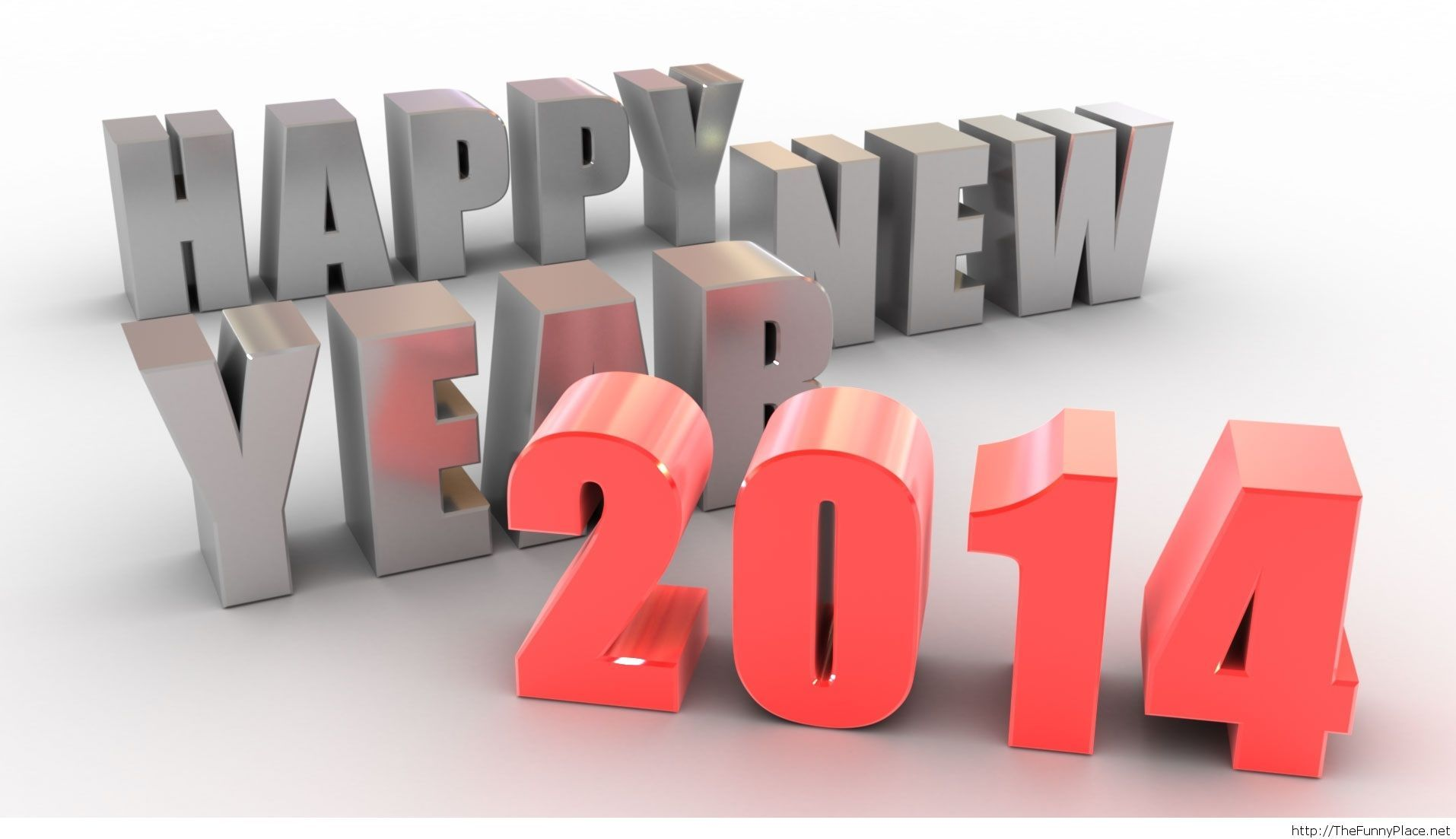 New year 2014 HD wallpaper image