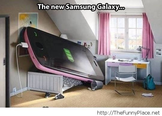 Samsung galaxy in the future