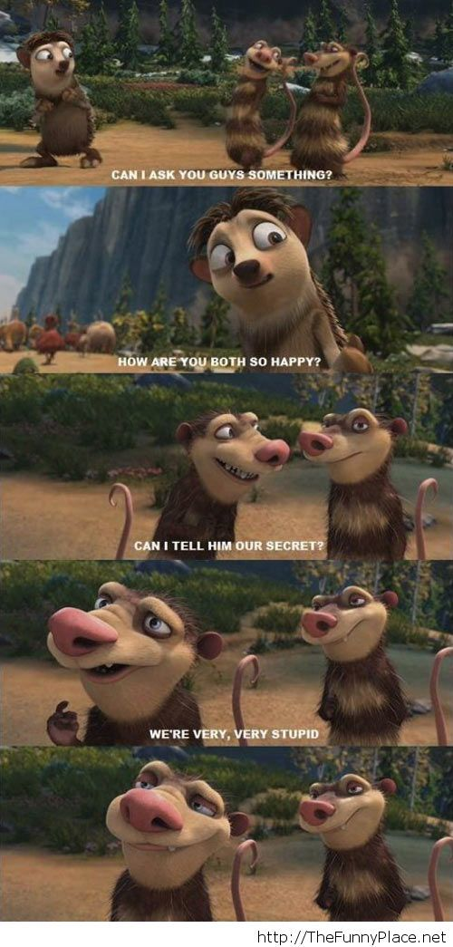 Secret of being happy