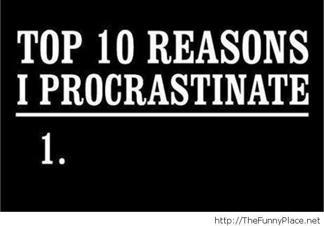 Top 10 reasons