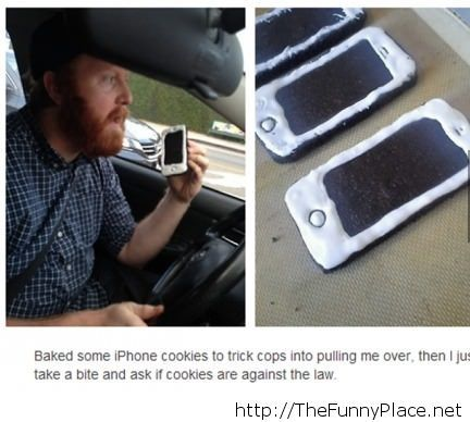 Trolling the cops in real life